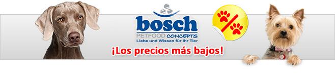 Bosch alimentos para perros