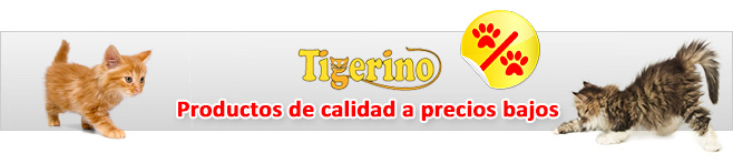 Tigerino arena para gatos