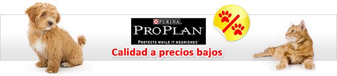 Purina Pro Plan comida para perros y gatos