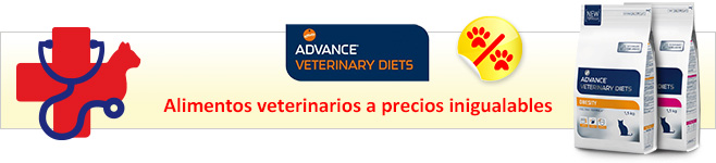 Advance Veterinary Diets pienso para gatos