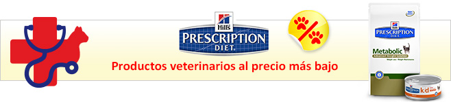 Hill's Prescription Diet para gatos