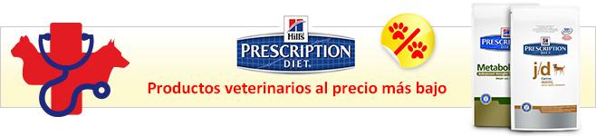 Hill's Prescription Diet alimentación veterinaria para perros y gatos