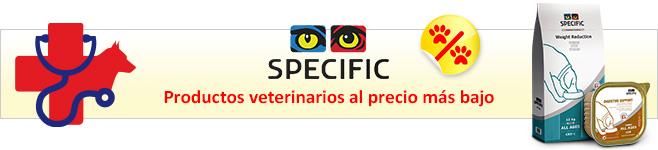 Specific pienso para perros