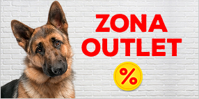Outlet para perros