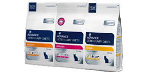 Advance Veterinary Diets pienso gatos