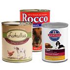 Alimento húmedo para perros